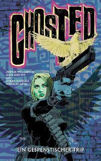 Ghosted #4: Ein gespenstischer Trip, Rechte bei Panini Comics