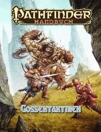 Handbuch Cover - Handbuch: Gossentaktiken, Rechte bei Ulisses Spiele