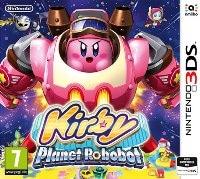 3DS Cover - Kirby: Planet Robobot, Rechte bei Nintendo