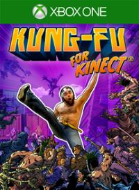 Xbox One Cover - Kung-Fu For Kinect, Rechte bei Virtual Air Guitar Company