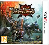 Monster Hunter Generations, Rechte bei Capcom