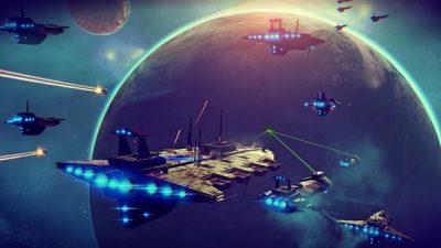 No Man's Sky, Rechte bei Sony Computer Entertainment