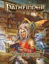 Pathfinder Handbuch: Vertraute - Cover
