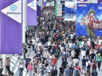 Gamescom am 18.August 2016