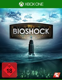 Xbox One Cover - BioShock Collection, Rechte bei 2K Games