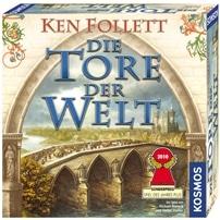 Brettspielschachtel - Die Tore der Welt, Rechte bei Kosmos Verlag