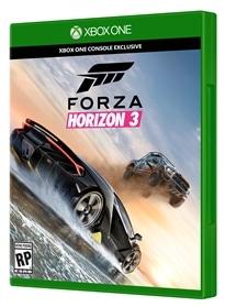 Packshot - Forza Horizon 3, Rechte bei Microsoft Studios