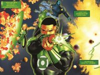 Green Lantern Corps: Lost Army #1