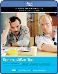 Blu-ray Cover - Komm, süsser Tod, Rechte bei Hoanzl