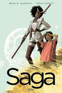 Comic Cover - Saga Band #3, Rechte bei cross cult