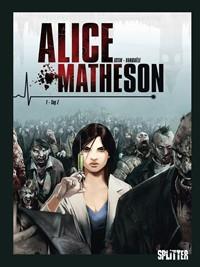 Alice Matheson #1: Tag Z, Rechte bei Splitter Verlag