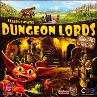 Brettspielcover - Dungeon Lords, Rechte bei Heidelberger Spieleverlag