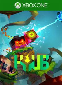 Xbox One Cover - Kyub, Rechte bei Ninja Egg