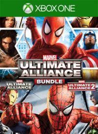 Xbox One Cover - Marvel: Ultimate Alliance Bundle, Rechte bei Activision
