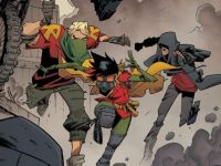 We are Robin #1: Junge Helden