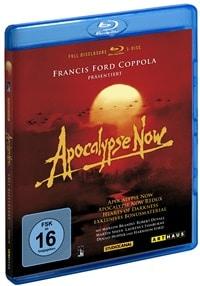 Blu-ray Cover - Apocalypse Now - Full Disclosure, Rechte bei Arthaus