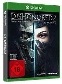 Dishonored 2: Das Vermächtnis der Maske, Rechte bei Bethesda Softworks