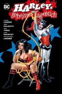 Comic Cover - Harleys geheimes Tagebuch #1, Rechte bei Panini Comics