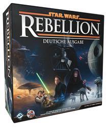 Brettspielschachtel - Star Wars Rebellion, Rechte beim Heidelberger Spieleverlag