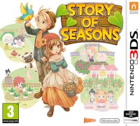 Story of Seasons - Cover
