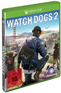 Xbox One Cover - Watch Dogs 2, Rechte bei Ubisoft