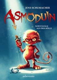 Buchcover - Asmoduin – Nervensäge aus der Hölle, Rechte bei Ueberreuter