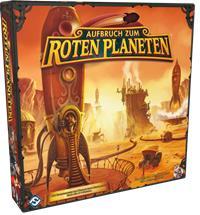 Spielzeugschachtel - Aufbruch zum Roten Planeten, Rechte bei Heidelberger Spieleverlag