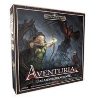 Aventuria - Das Abenteuerkartenspiel, Rechte bei Heidelberger Spieleverlag / Ulisses Spiele