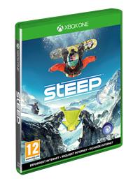 Xbox One Cover - Steep, Rechte bei Ubisoft