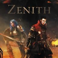 PlayStation 4 Cover - Zenith, Rechte bei BadLand Games