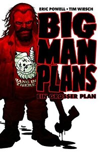 Comic Cover - Big Man Plans: Ein großer Plan; Rechte bei Panini Comis