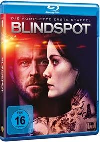 BD Cover - Blindspot - Die komplette 1. Staffel, Rechte bei Warner Home Video