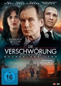 DVD Cover - Die Verschwörung - Gnadenlose Jagd, Rechte bei Koch Media