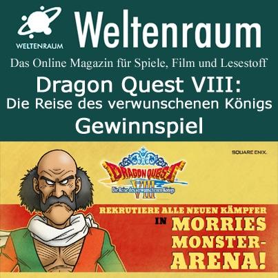 Gewinnspiel Dragon Quest VIII