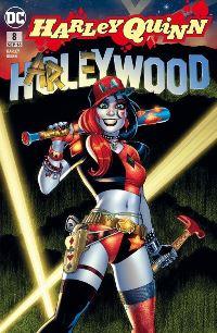 Harley Quinn #8: Von Hollywood bis Gotham City, Rechte bei Panini Comics