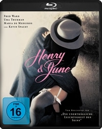 Blu-ray Cover - Henry und June, Rechte bei Koch Media
