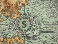 Landkartenset Aventurien