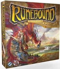 Runebound, 3. Editon, Rechte bei Heidelberger Spieleverlag