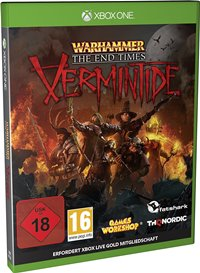 Xbox One Cover - Warhammer: End Times - Vermintide, Rechte bei Fatshark