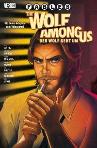 Comic Cover - Fables - The Wolf Among: Der Wolf geht um #3, Rechte bei Panini Comics