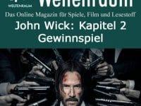 John Wick: Kapitel 2 Gewinnspiel