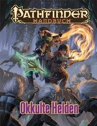 Regelwerk Cover - Handbuch: Okkulte Helden, Rechte bei Ulisses Spiele