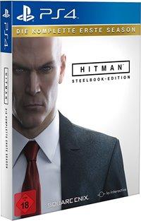 PS4 Cover - Hitman - Die komplette erste Season, Rechte bei Square Enix