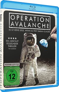 Blu-ray - Operation Avalanche, Rechte bei Ascot Elite