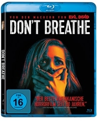 Don't Breathe, Rechte bei Sony Pictures Home Entertainment