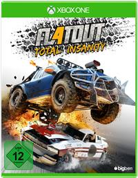 Flatout 4: Total Insanity, Rechte bei Bigben Interactive