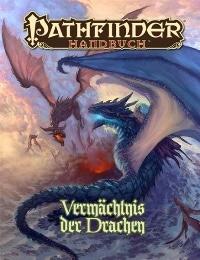 Cover - Handbuch: Vermächtnis der Drachen, Rechte bei Ulisses Spiele