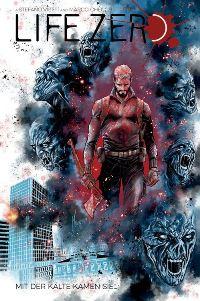 Comic Cover - Life Zero, Rechte bei Panini Comics