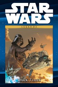 Comic Cover - Star Wars Comic-Kollektion #6: Dark Times, Rechte bei Panini Comics