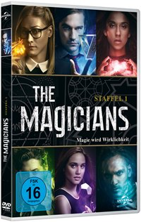 The Magicians - Staffel 1, Rechte bei Universal Pictures